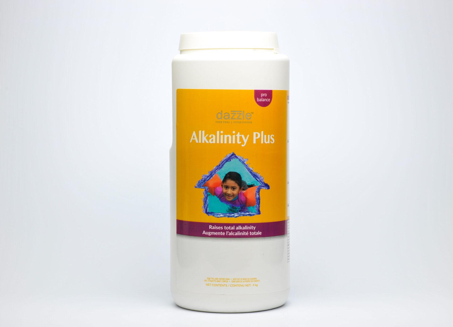Alkalinity Plus 4 kg scaled - ALKALINITY PLUS - 4kg
