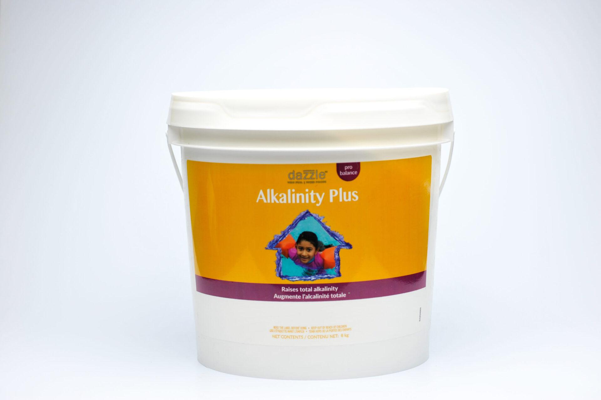 Alkalinity Plus 8kg scaled - ALKALINITY PLUS - 8kg