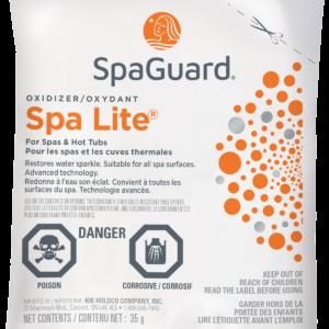 SpaGuard Spa Lite 35g individual bags 300x300 - SPA LITE BOX 13 X 35g