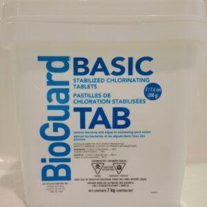 Basic Tabs 7kg 300x300 - Basic Chlorine Tab - 7kg